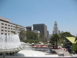 Food Near Grand Park Los Angeles