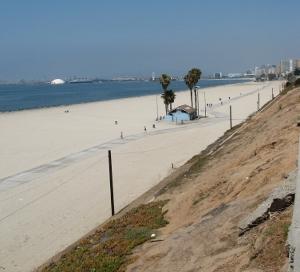 bike path long beach