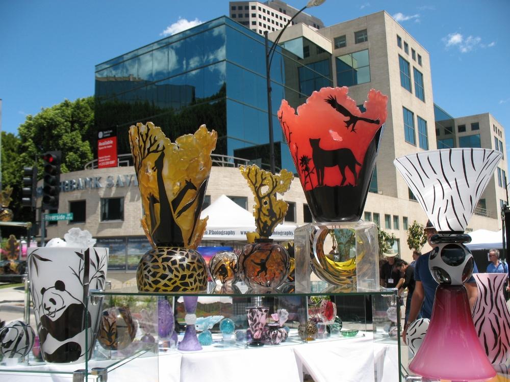 Art fairs art fairs in los angeles lacitypix for Craft fair los angeles