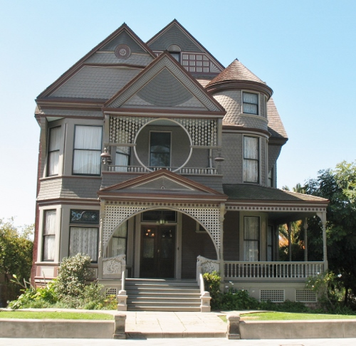 Los Angeles California Houses: Angelino Heights Is A Victorian Home Haven In Los Angeles