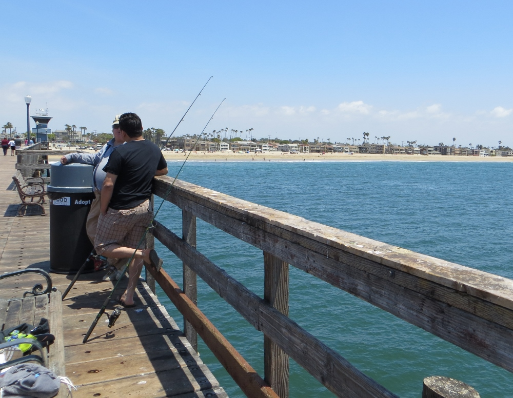 Long beach lacitypix for Seal beach fishing