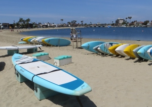 Paddleboard for rent Long Beach