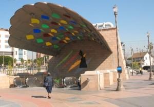Mariachi Plaza Gold Line Station