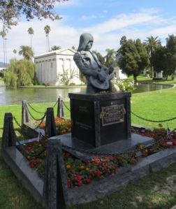 Johnny Ramone memorial