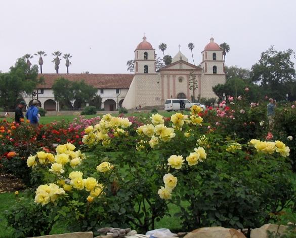 Santa Barbara Mission Church