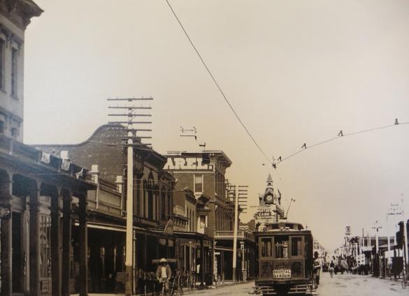 Santa Barbara State Street early 1900s
