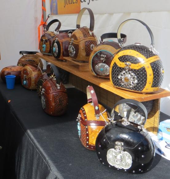 Gourd purses