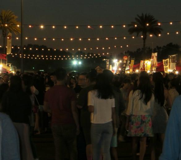 Night Market In Los Angeles Lacitypix