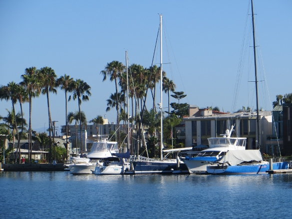 private boats and sailboats Naples island