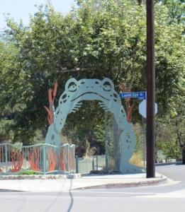 Frog Gate in River Walk STudio City