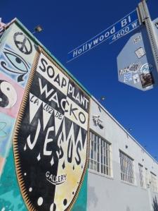 La Luz de Jesus art gallery