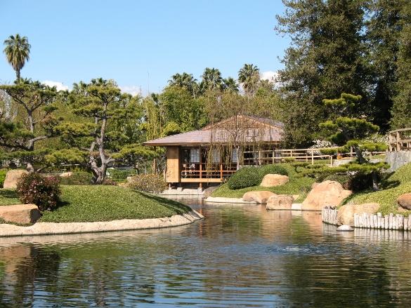 Garden house at SuihoEn garden