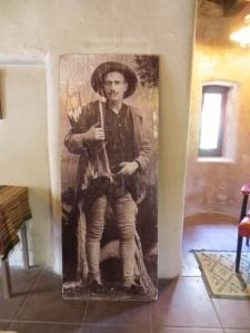 Charles Lummis treking across America