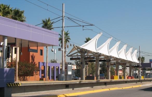 Atlantic Gold Line station