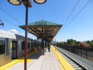 Azusa Gold Line station