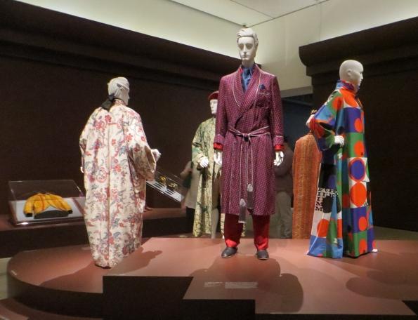 Men's Robes LACMA