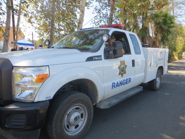 park ranger for los angeles river