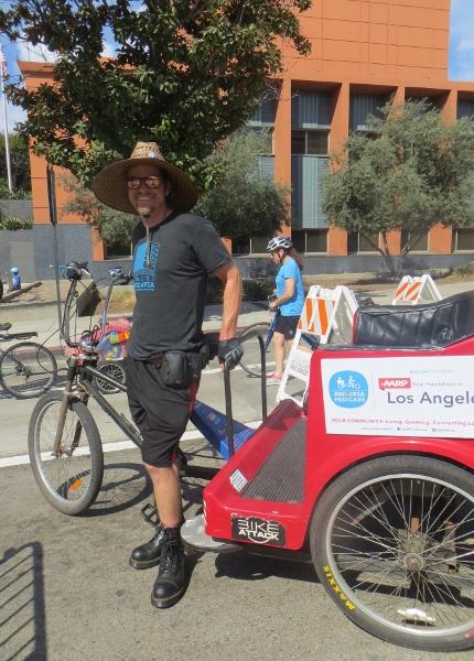 john with pedicab