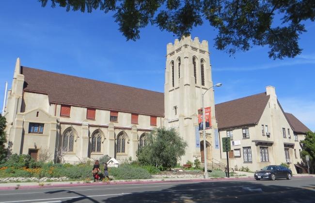 The throop church pasadena