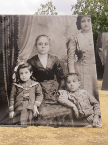 armenian woman children