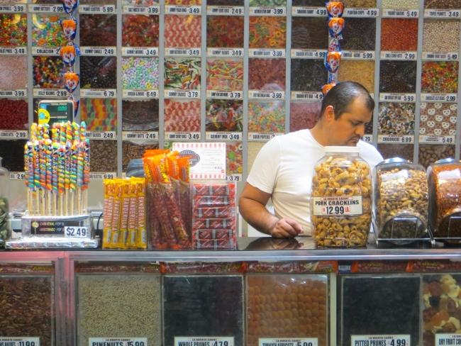 La Huerta candy store
