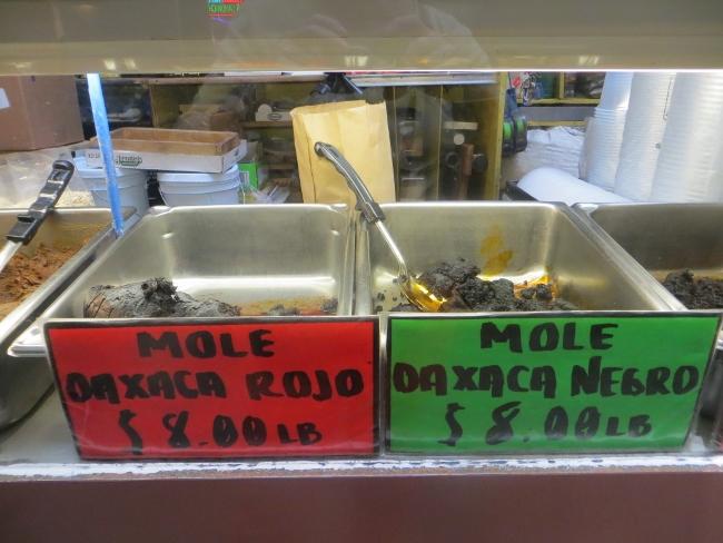 Mole at Grand Central Market