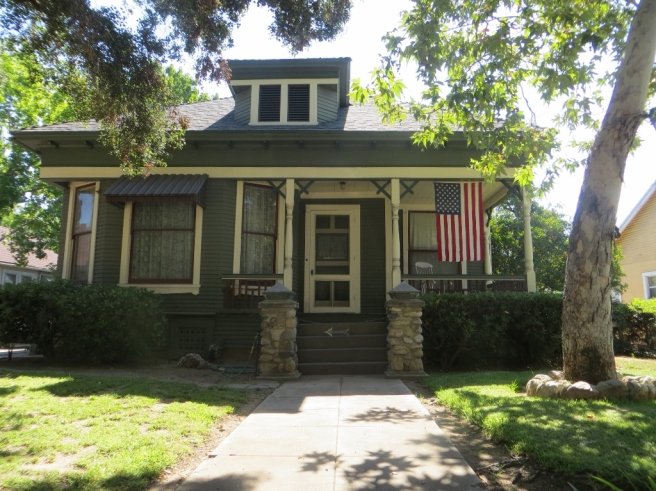 South Pasadena bungalow 4th July 2017