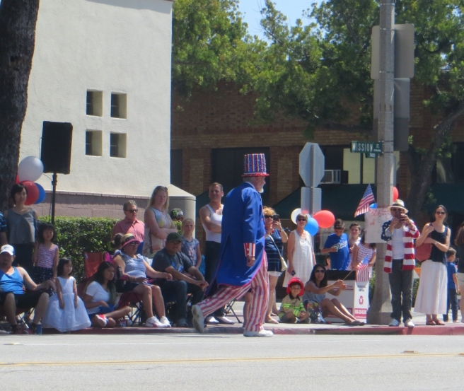 Uncle Sam South Pasadena