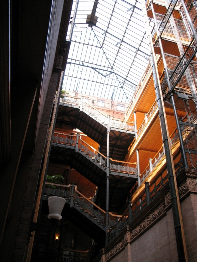 skylight bradbury bldg