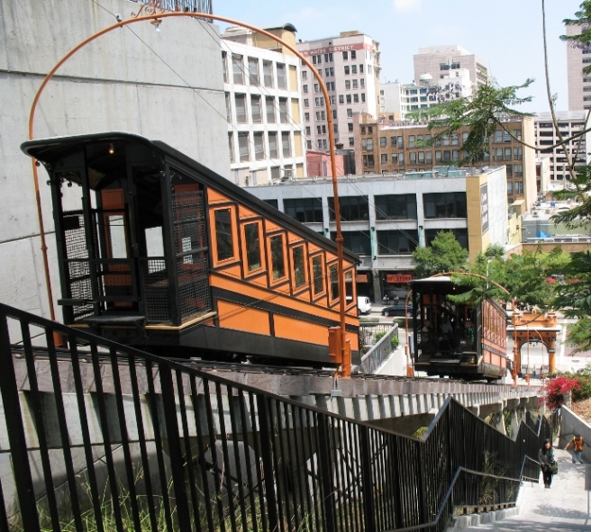 Olivet Sinai Angels Flight