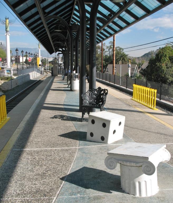 SW museum Metro seating