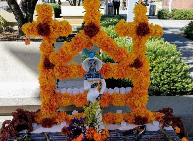 Altar honoring women