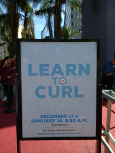 Learn to Curl Pershing Square