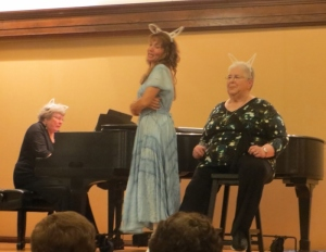 Cat duet by Rossini