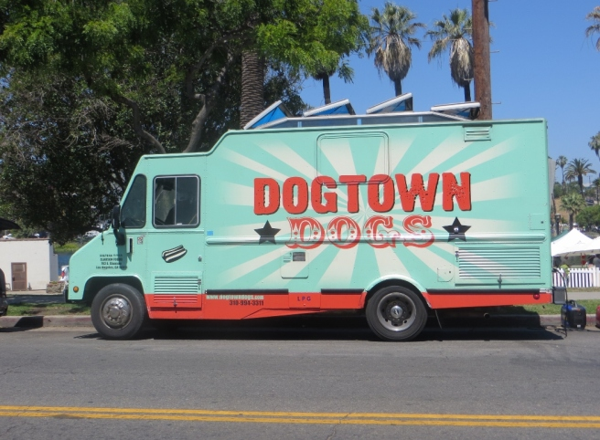 Dogtown food truck lotus festival