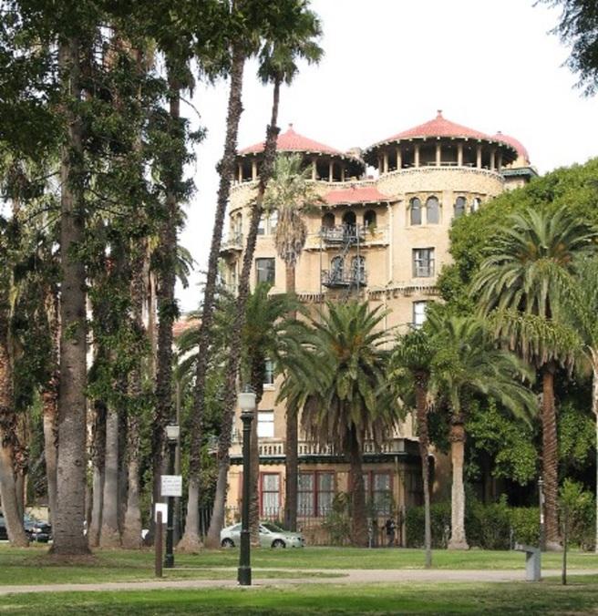 Historic Castle Green Pasadena