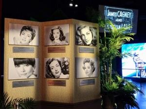 6 actresses Warner Studio museum