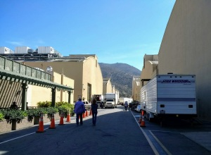 Sound Stages on Warner Bros. Studio Lot