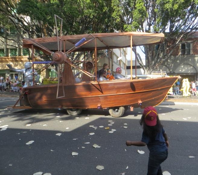 Boatmobile Doo Dah 2018 #LA City Pix