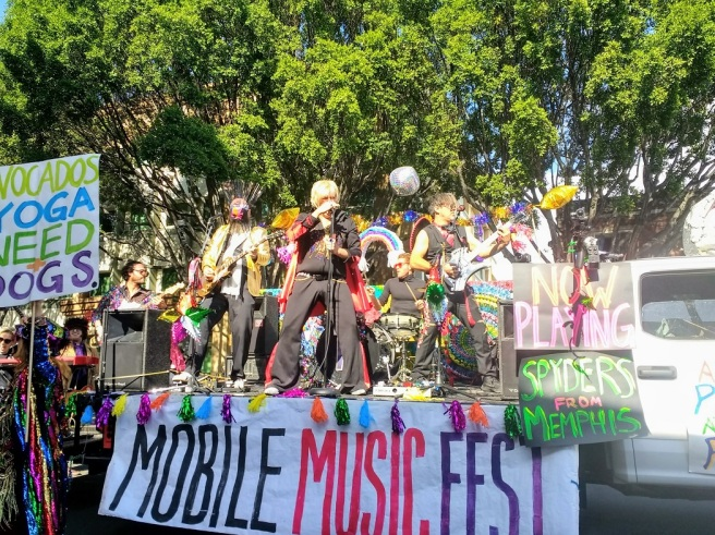 Mobile Music Fest band 1 Doo Dah