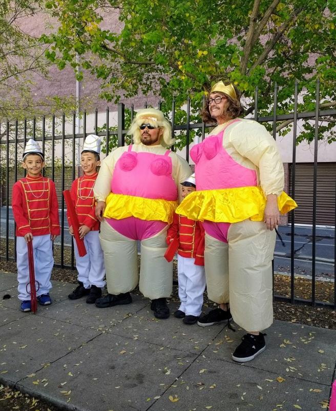 Nutcracker and Sugar Plum fairies Doo Dah